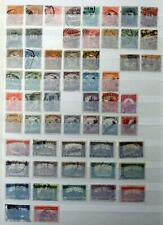 HUNGARY -  SELECTION OF STAMPS