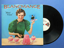 Blancmange - Blind Vision / Heaven Knows Where Heaven Is, London BLANX-5 Ex