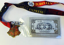 HARRY POTTER HOGWARTS EXPRESS Lanyard J.K. Rowlings Wizarding World Crate