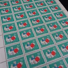 feuille sheet Bogen Deutschland berlin Nr.286 x50 1967 neuf luxe mnh