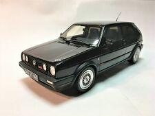 1:18 VW Volkswagen Golf GTI G60 Edition One (Black) 1990 - Otto Mobile (OT520)
