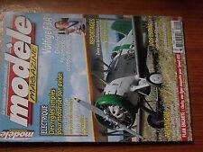 $$y Revue modele magazine N°649 PLan encarte Clarky  Gee Bee  Bossanova