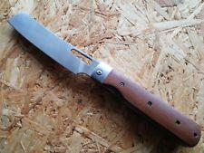 Herbertz Taschenmesser Campingmesser Kochmesser Messer Tagayasan-Holz 314814