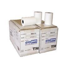 INGENICO BARCLAYS i7910 TT41 TT42 THERMAL PAPER ROLL