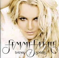 BRITNEY SPEARS Femme Fatale Deluxe Edition CD BRAND NEW 16 Tracks