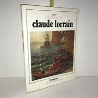 Roethlisberger TOUT L'OEUVRE PEINT DE CLAUDE LORRAIN flammarion 1986 - ZZ-5556