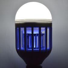 Zapplight Dual LED Lightbulb and Bug Light Zapper Mosquito killer