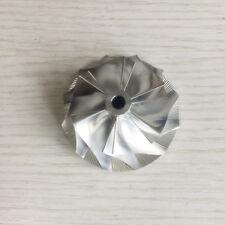 T2 44.60/60.13mm 6+6 blades Turbo billet compressor wheel