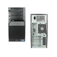 Fujitsu Celsius m470-2 Workstation 1x w3520 8 Go RAM 500 Go HDD NVIDIA fx1800 win7