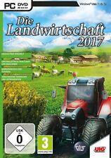 Die Landwirtschaft 2017 PC NUEVO + Embalaje orig.