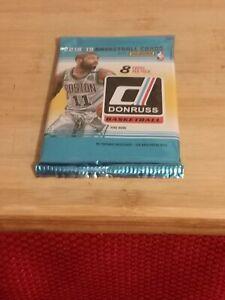 18-19 Donruss Basketball Retail Pack