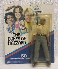 Vintage 1981 The Dukes of Hazzard Bo 8� Fully Poseable Figure