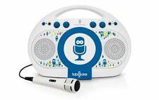 Tabeoke Portable Bluetooth Karaoke Singing Machine Sing Along Party New In Box