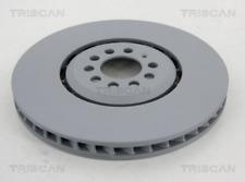 Bremsscheibe TRISCAN 8120291069C vorne für AUDI VW