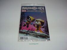 Marvel Inhumans vs X-Men Comic Book #001 Variant Edition Marvel Collector Corps