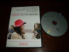 MARGOT AT THE WEDDING(DVD,2007,WS)~NICOLE KIDMAN~JENNIFER JASON LEIGH~JACK BLACK