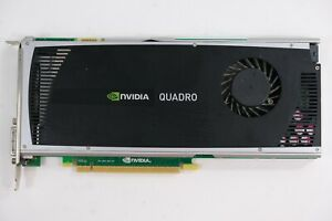PNY NVIDIA Quadro 4000 2GB GDDR5 Workstation Graphics Card PCIe 2.0 x16