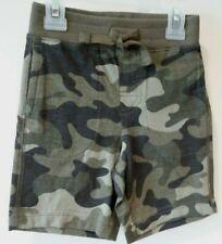 NWT Baby Gap Green Camo Shorts Boy's Size 12-18 Month