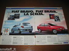 *AN79=FIAT BRAVO BRAVA=PUBBLICITA'=ADVERTISING=WERBUNG=COUPURE=