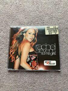 Some Girls by Rachel Stevens (Jul-2004, Universal/Polydor) Incl Sharp Boys Mix