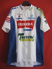 Maillot cycliste Carrera Ouverture Intégral Nalini Vintage Cyclisme Jersey - 8