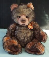Charlie Bears Hubble Retired 2015 Plumo Collection Isabelle Lee Design