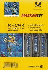 Weihnachten - Kirchenfenster, MH 112, Postfrisch** Wohlfahrtsmarken, Markenset