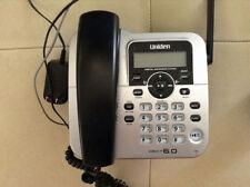 Uniden D1688 2 main charger base wPSU - 6.0 GHz cordless phone wireless remote