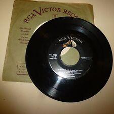 ELVIS PRESLEY 45 RPM CHRISTMAS EP - RCA VICTOR EPA 4108