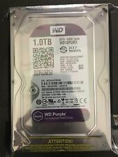 Western Digital Purple Surveillance Hard Drive 1Tb.