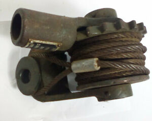 REDUCED ! ADAMS ENGINEERING CO. Solon OHIO, Very Heavy duty Winch PPBINDER