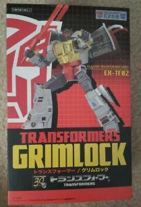 ART STORM EX GOKIN Diecast Transformers G1 Grimlock EX-TF02 Metal Build