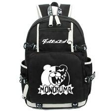 Danganronpa Monokuma School Backpack Bags Cosplay Anime Shoulder Travel Bag Gift