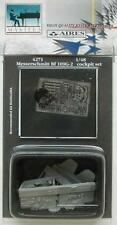 AIRES 4271 Cockpit Set for Hasegawa® Kit Bf109G-2 in 1:48