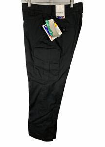 Blauer 8810X Trouser Pants Black Size 33 x 31 Uniform pants Side Pocket EMT
