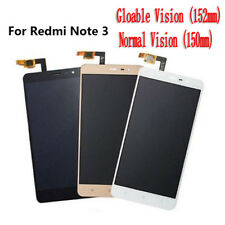 lcd screen touch digitizer assembly OEM Replacement For Redmi Note 3 152/150 mm