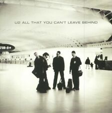 "U2 ""All That You Can't Leave Behind""2018 Re Issue Vinyl LP Record (New & Sealed)"