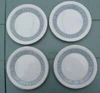 Royal Doulton  Counterpoint Plates 6.25 Inch Set of 4  £12.99 (Post Free UK )