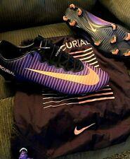 $225.00 Nike Mercurial Vapor XI ELITE FG ACC Mens Soccer Cleats 831958-585 CR7