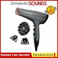 Remington AC8008 Keratin Protect Hair Dryer + Diffuser Ionic Conditioning 2200W