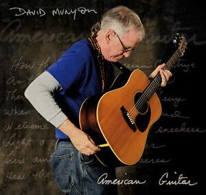 David Munyon - American Guitar - New 2021 Album