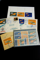 Germany Stamps FDC Rocket Mail Collection