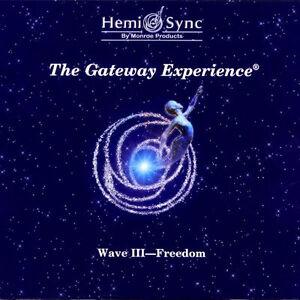Hemi Sync Gateway Wave III 3 - Freedom CD New Box Set Meditation Relaxation