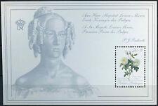 Belgium 1989 MS2981 Roses MNH M/S #D1494