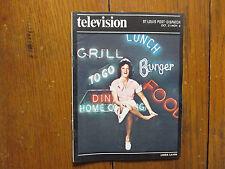 Oct-1976 St. Louis Post-Dispatch TV Magazine(ALICE/LINDA LAVIN/CHARLIE'S ANGELS)