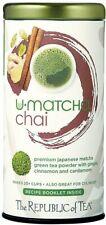 U-Matcha Chai Tea by The Republic of Tea, 1.5 oz
