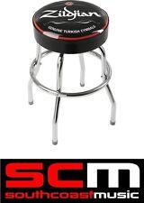 "Zildjian Drum Cymbal Brand 24"" Bar Chair Stool - TIME TESTED ZILDJIAN 24"" New"