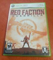 Red Faction Guerilla Microsoft Xbox 360 THQ , Volition