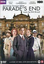 Parade's End (music by Dirk Brossé) (2 DVD)