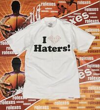 DGK x Diamond Supply Co I love Haters Tee White